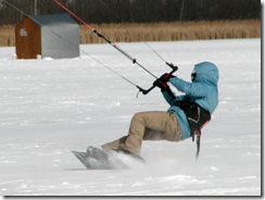 17th Annual Reed's Lake Ice Fly