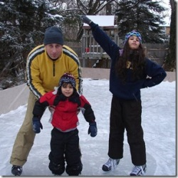 Kids Ice Rink 1