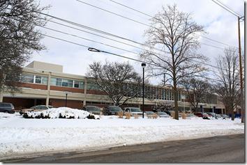 East Grand Rapids High School